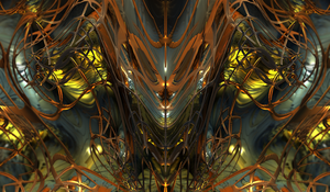 Organic Structure by MandelCr8tor