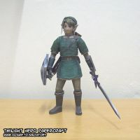 papercraft Link rotation by ninjatoespapercraft