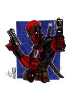 ScottyShoemaker's Deadpool by Merides