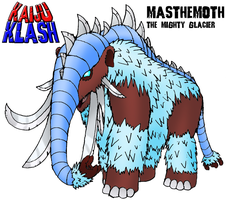 Masthemoth: The Mighty Glacier by FiftyFootWhatever