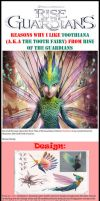 Rise of the Guardians Fan Article~Why I Like Tooth by LittleMissSquiggles