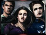 Twilight saga by Francesca by NicknameFrancyBrt