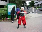 Devil May Cry 2- Dante cosplay by Chibiko
