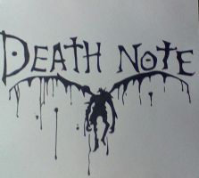 Death Note by ToxicRainbow1357