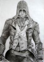 Arno Victor Dorian - Assassin's Creed Unity by TheNightBeforeLast
