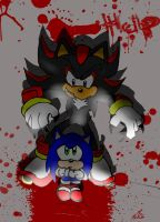 shadow scream by lv-a42