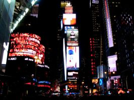 Times Square by Domino310