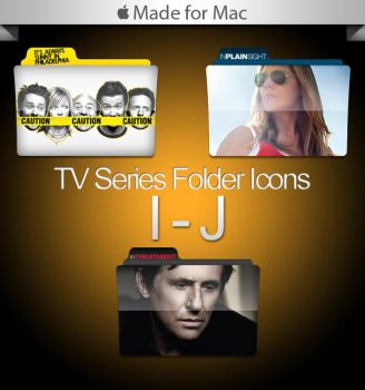 -Mac- TV Series Folders I-J by paulodelvalle
