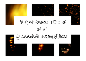 light textures 100 x 100 set 3 by aaania80