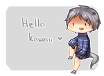 hella kawaii by neighss