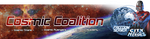 Cosmic Coalition Logo by erishk