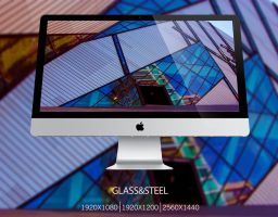 Glass and Steel by Peleber