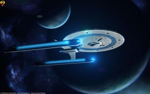 USS Sieglinde by Euderion