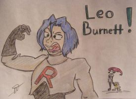 Leave it to Team Rocket by Cristin