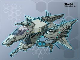 XF-434 by TheXHS