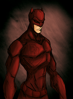 The DareDevil Colors by Quantum-Art