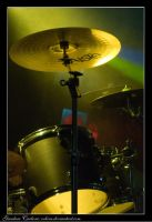 In wait of a drummer... by Oxhine