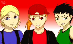 The RowdyRuff Boys(Teen ver.) by TanishiCurry