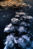 surface of the sky by Fejan