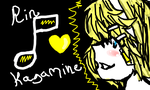 Kagamine Rin 2 by bernetwolfamber1