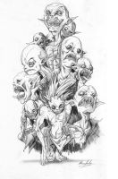 S13 Art - The Darklings. by Endling