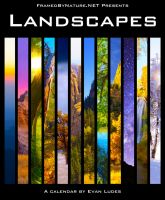 Landscapes - 2013 Calendar by FramedByNature