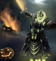 WoW - Headless Horseman by Jorsch
