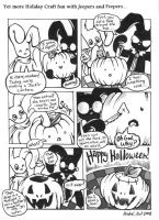 Jeepers Halloween  Special by AndrePaploo