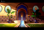 Streaming sunday 09/13/15//Game dev//Croc_Fountain by cyrilcorallo