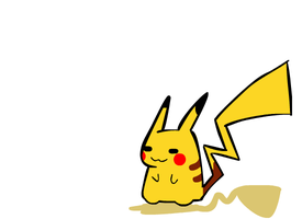Pikachu by Dunsparce-is-best