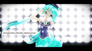 MMD - Miku Idol Imagination (Edited Ver.) by MikuHatsune01