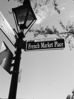 French Market Place by niterider1200
