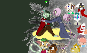 Dreamkeepers Halloween 2014:Liliths reflections by ezioauditore97