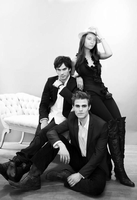 Ian Somerhalder, Paul Wesley and Me by Crazy-Sweet