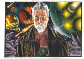 Doctor Who- The End of All Worlds by Hognatius