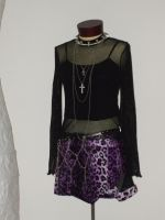 mesh top-purple skirt 1 by Mistress-Stock