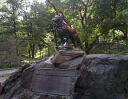 Balto Statue 2 by niggyd