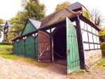 old Coach House by SpellpearlArts