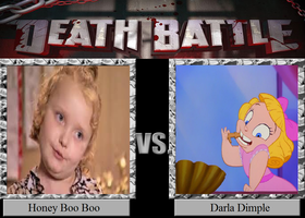 Death Battle 74: Toddlers And Tiaras! V.1 by HailfirePhantom