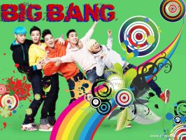 Playful Big Bang by JangNoue