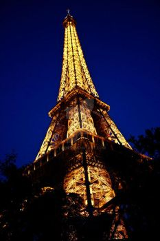 the tower. by yazn