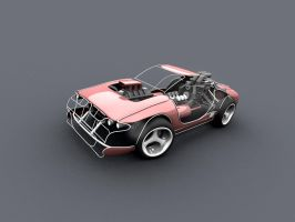 concept rc car by gbrgraphix