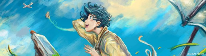 The Wind Rises by AngelitaRamos