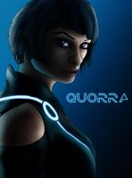 QUORRA colour by BOTIMUSPRIME