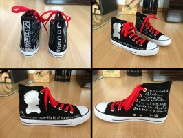 Sherlock shoes by Tshuuls