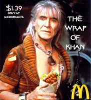 The Wrap of Khan by rwlpeter