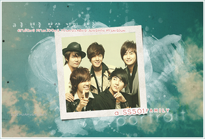 The SS501 Family by THEMGiRL