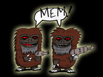 CRITTERS by JohnnyFive81