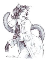 Commission - Nepeta by Anniina85