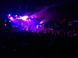 Fozzy Hard Rock Hell 12 by Dave-M